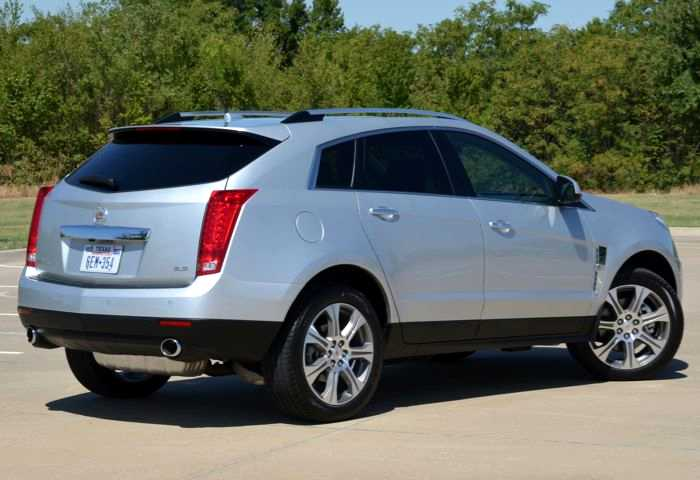 2012 Cadillac SRX Gets a New Ticker  2012 Cadillac SRX Gets a New Ticker  2012 Cadillac SRX Gets a New Ticker  2012 Cadillac SRX Gets a New Ticker  2012 Cadillac SRX Gets a New Ticker