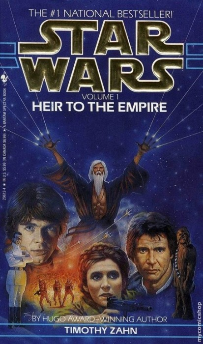 eBook Review: Star Wars Heir to the Empire 20th Anniversary Edition  eBook Review: Star Wars Heir to the Empire 20th Anniversary Edition