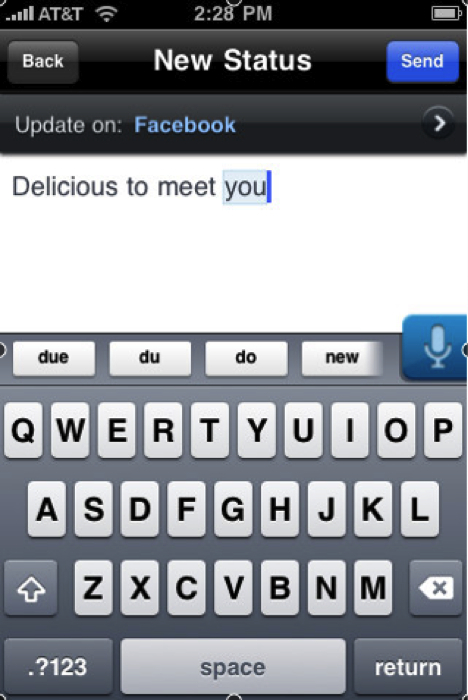Not Upgrading to iPhone 4S, but You Really Want Siri? Vlingo Now Free