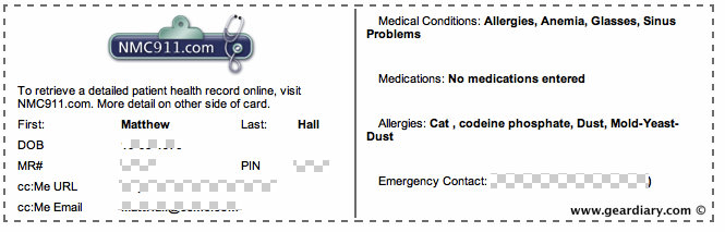 Stop Filling Out Medical Forms! NoMoreClipboard.com Is a Novel Solution for You to Maintain Your Health Records.