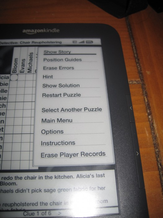 Grid Detective for Kindle Review  Grid Detective for Kindle Review  Grid Detective for Kindle Review  Grid Detective for Kindle Review