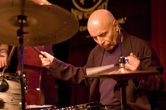 RIP Legendary Jazz Drummer Paul Motian