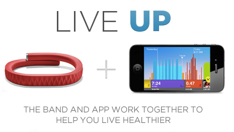 """GearDiary Jawbone Says, """"Time to Get UP!"""" New UP Health Accessory Now Available for Pre-Order"""