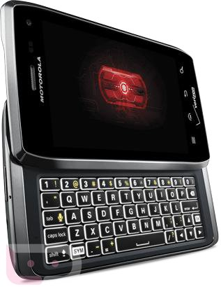 Droid 4 Revealed - Like a Moto Razr with a Slide-Out QWERTY Keyboard