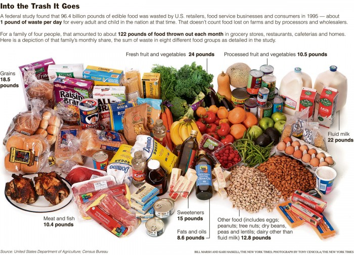 GearDiary Does Holiday Food Waste Bother You?