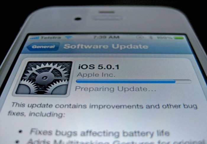 iOS 5.0.1 Over-the-Air - How'd You Fare?