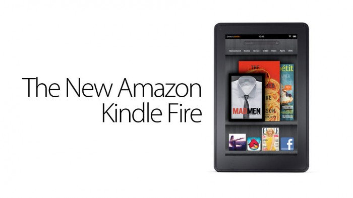 Amazon Releases First Kindle Fire Firmware Update