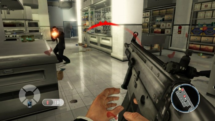 PlayStation 3 Review: Goldeneye 007: Reloaded