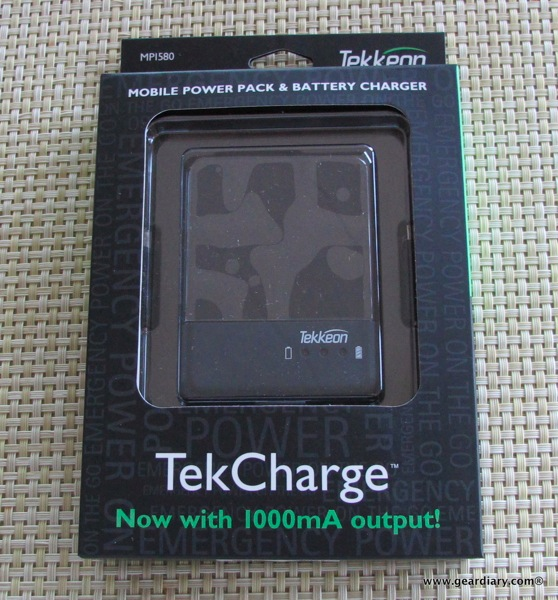 Tekkeon TekCharge MP1580 review