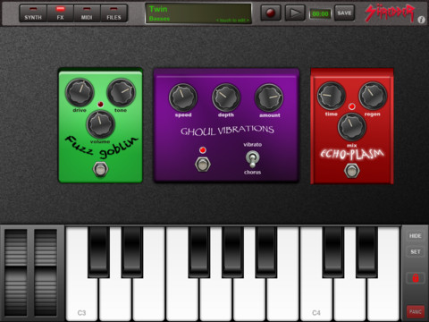 Shredder Guitar Synthesizer for iPad Review  Shredder Guitar Synthesizer for iPad Review