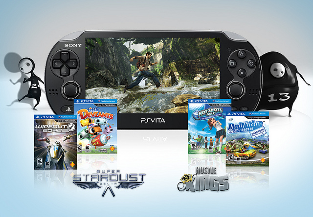 Sony PS Vita Sales Drop 78% in Week Two!