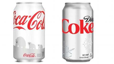 Have You Been Fooled By a White Coke Can?