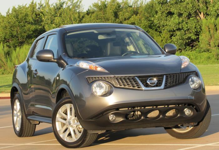 Nissan JUKE Puts the 'Fun' in Funky