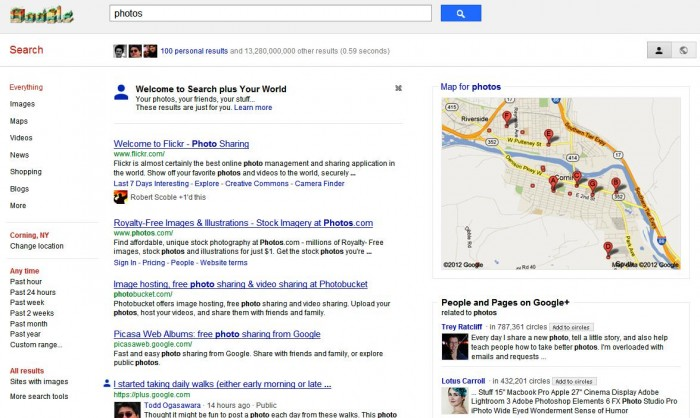 Should Google Be Limited In HOW They Evolve Search?