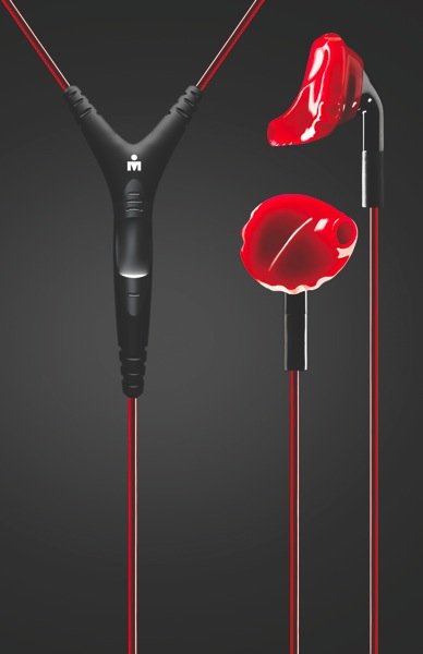 YurBuds  Ironman Pro Earbuds Stay In… Even If You Do Backflips!