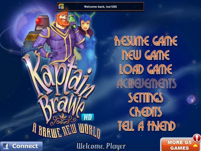 Kaptain Brawe: A Brawe New World iPad Game Review