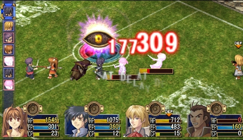 Legend of Heroes: Trails in the Sky PSP Game Review