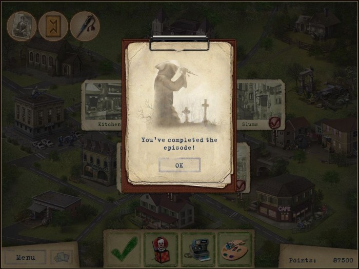 Letters From Nowhere iPad Game Review