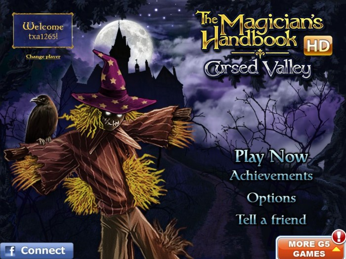 The Magician's Handbook: Cursed Valley for iPad Review