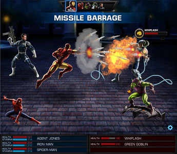Marvel: Avengers Alliance coming to Facebook  Marvel: Avengers Alliance coming to Facebook