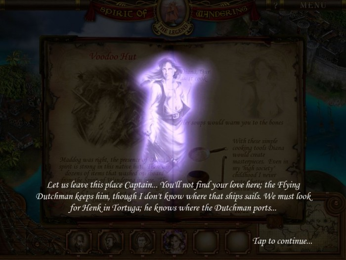 Spirit of Wandering - the Legend, Mac Game Review