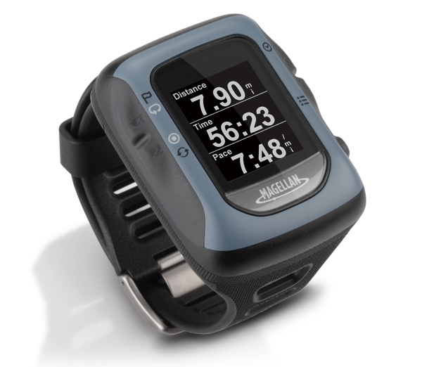 Magellan Gets in the GPS Fitness Watch Business!