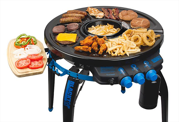 Blacktop 360 Portable Griddle/Grill/Fryer Review