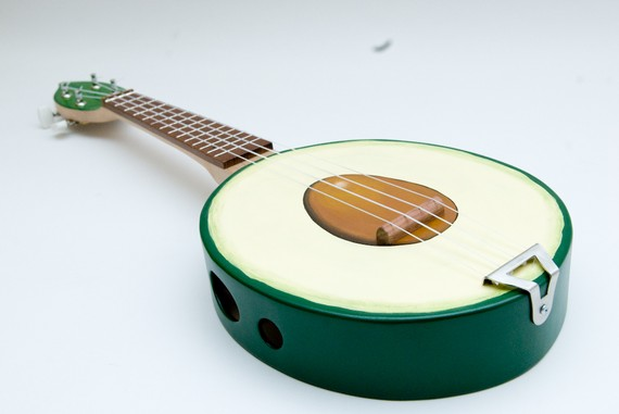 Some of the Most Amazing Ukeleles Come from Celentano Woodworks