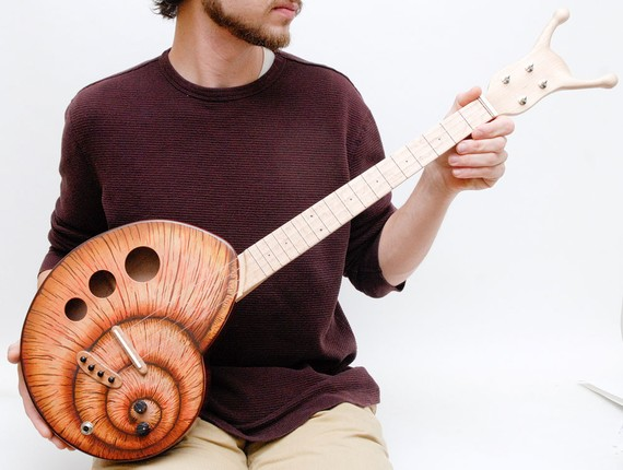 Some of the Most Amazing Ukeleles Come from Celentano Woodworks  Some of the Most Amazing Ukeleles Come from Celentano Woodworks  Some of the Most Amazing Ukeleles Come from Celentano Woodworks