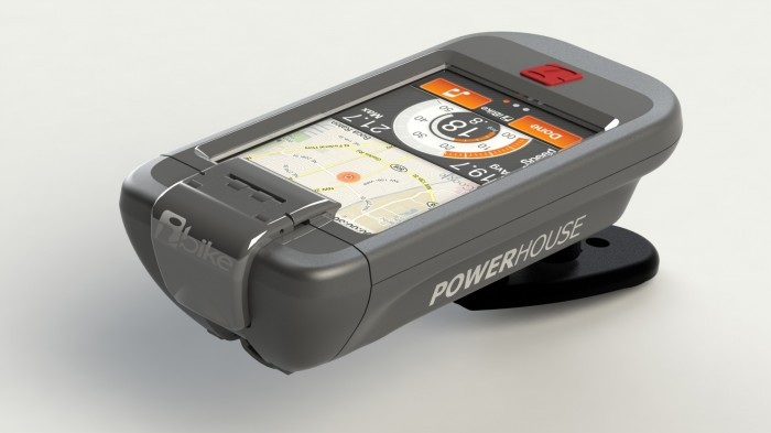 Velocomp Introduces iBike Powerhouse for iPhone/iPod Touch