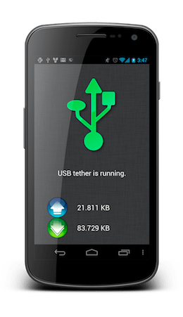 ClockworkMod Provides Root-Free Tethering for Android!