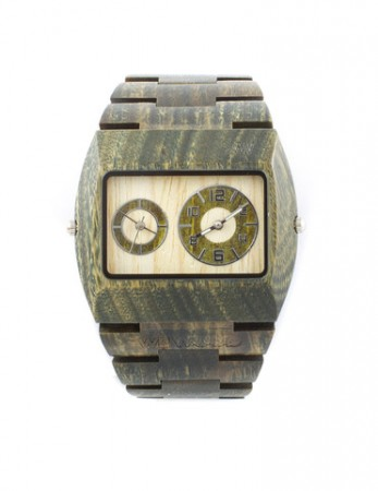 WeWood Makes Wonderful Wearable Wooden Watches