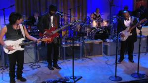 Videos of Blues and Rock Legends Performing 'American Songbook' at the White House!