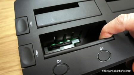 The Startech USB 3.0/eSATA Quad Bay Docking Station Review