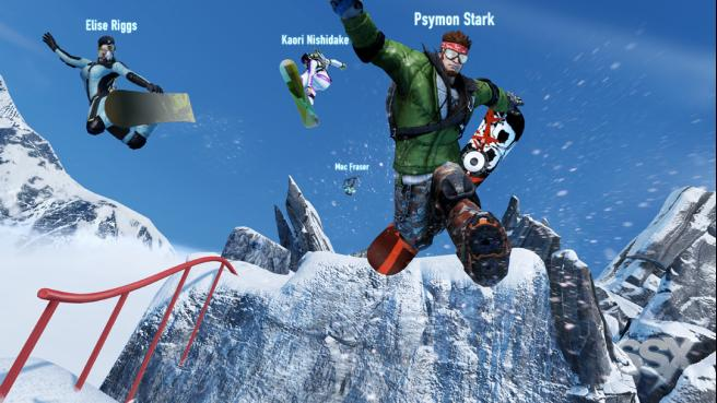SSX PlayStation 3 Game Review