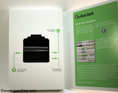 GuitarJack Version 2 for iPhone and iPad Review