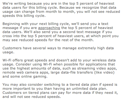 GearDiary Can You Hear Me OW!?! AT&T Continuing Their Heavy-Handed Assault on Unlimited Data Plans