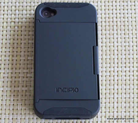 The Incipio Stowaway for iPhone 4 and 4S Review  The Incipio Stowaway for iPhone 4 and 4S Review