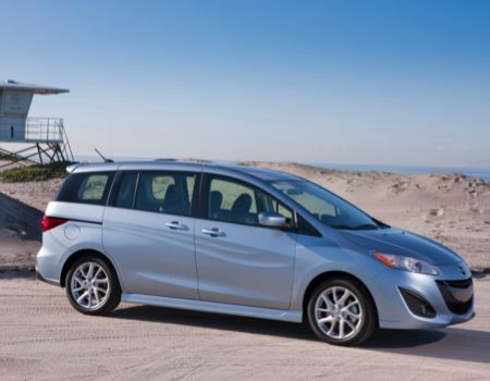 Mazda Makes Minivans Cool(ish) With Mazda5