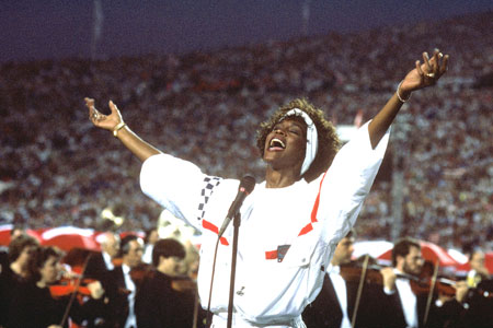 RIP Whitney Houston, One of the Truly Great Voices of Popular Music