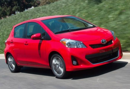 2012 Toyota Yaris Marks Forward Progress for Automaker