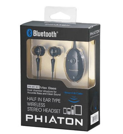 Phiaton PS 20 BT Stereo BT Headset Bring Advanced Technology