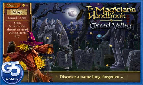 The Magician's Handbook: Cursed Valley for Kindle Fire Review