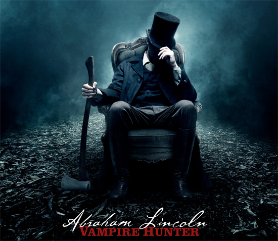 Abraham Lincoln Vampire Hunter Trailers are Full of Undead Awesomeness!