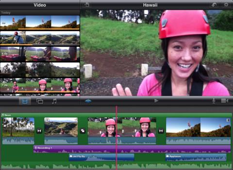 Apple Updates iMovie to Work on Original iPad!