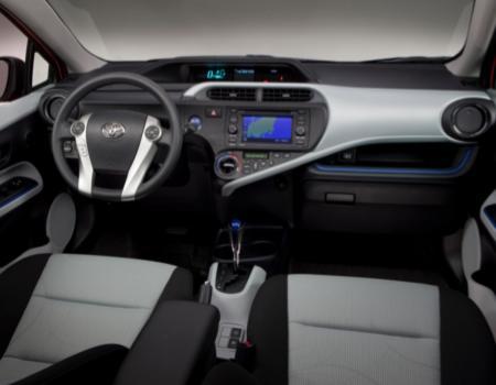 New Prius c Cute, Compact City Slicker