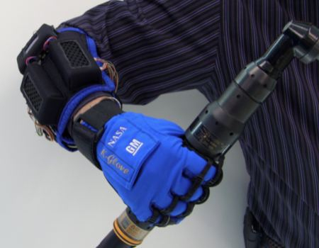 Outta This World: GM/NASA Develop Robotic Glove