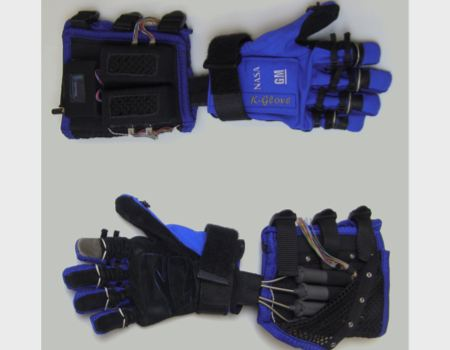 Outta This World: GM/NASA Develop Robotic Glove  Outta This World: GM/NASA Develop Robotic Glove