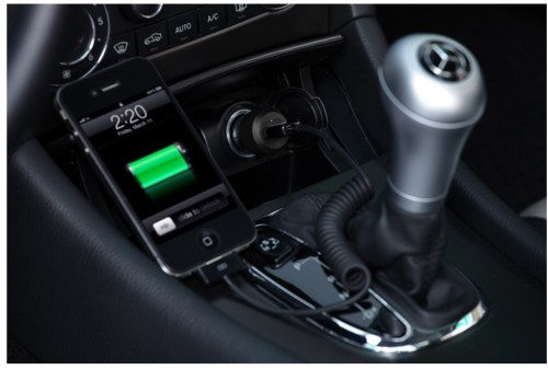 Just Mobile Highway Car Adapter for iPad and iPhone review