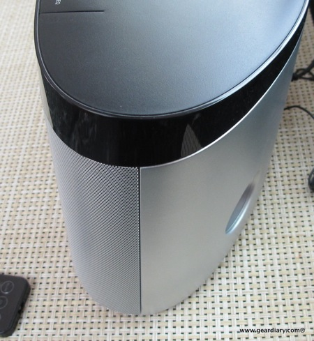 Gear Diary AirZone Series 1 AirPlay Speaker 010